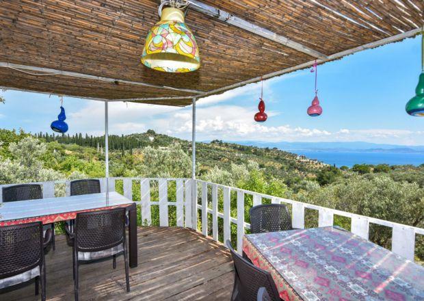 Bahçe Restaurant ve Deniz Manzarası
