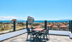 Deniz Manzaralı Teras Restaurant