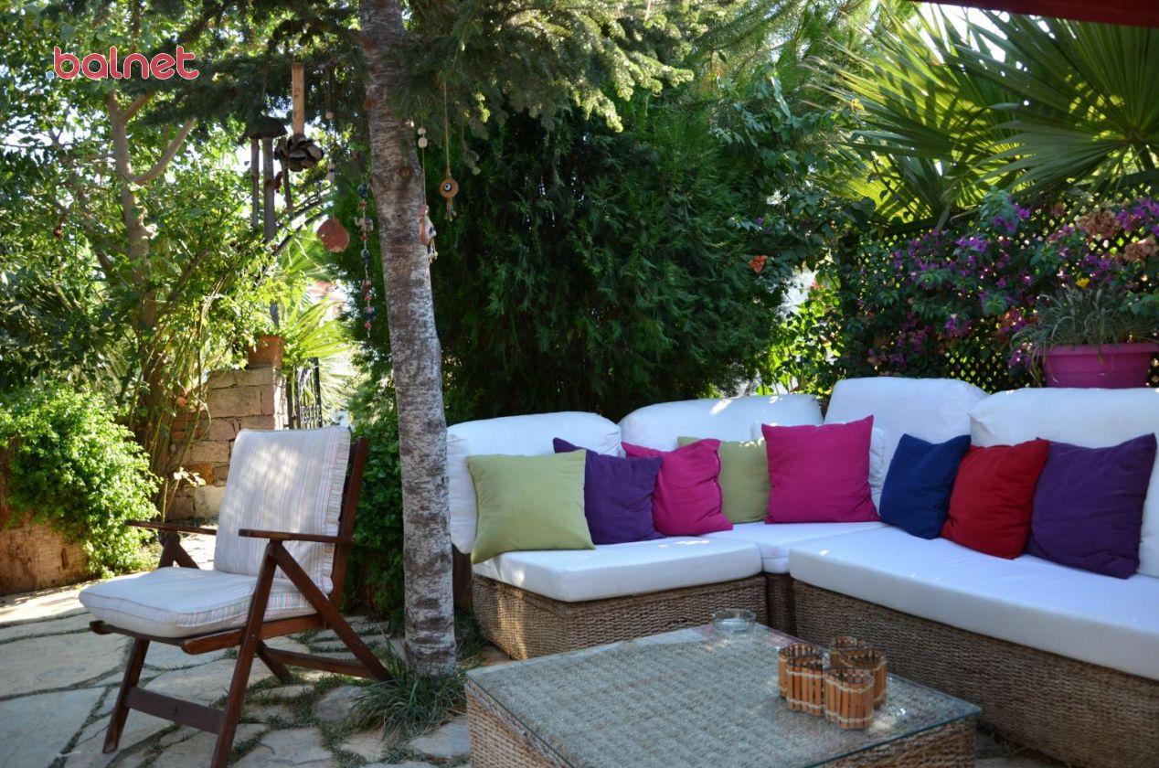 Bahçemizde Dinlenme Keyfi