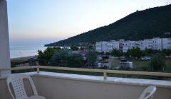 Üç Kişilik Odalarımızın Balkon Manzarası