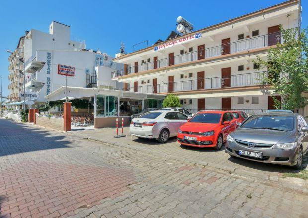 Motelimiz ve Otopark