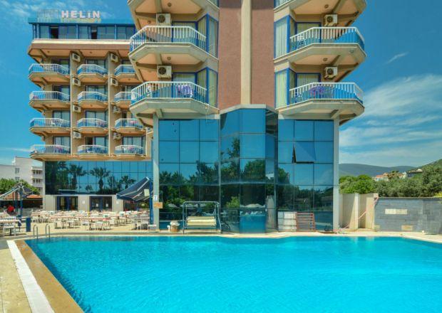 Helin Hotel ve Havuz