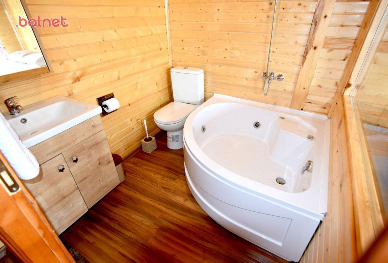 Bungalow Evlerimizin Banyo ve Lavabosu