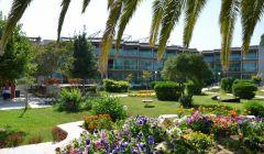 Bahçemiz ve Otelimiz