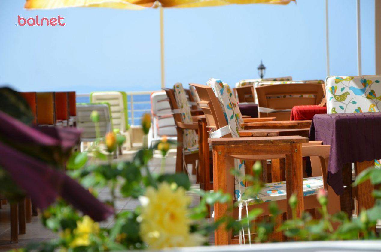 Cafemizin Eşsiz Deniz Manzarası